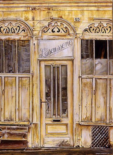 & Leendert van der Pool Art - Windows \u0026 Doors Paintings